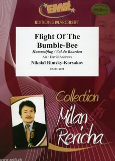 Flight Of The Bumble Bee (Klarinette)