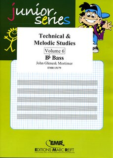Technical & Melodic Studies Vol. 6 (Bb) (Tuba)