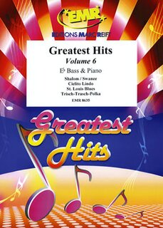 Greatest Hits Volume 6  (Tuba)