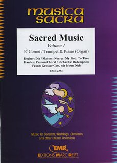 Sacred Music Volume 1  (Kornett)