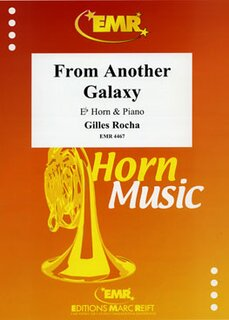 From Another Galaxy (Horn in Es)