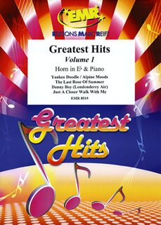 Greatest Hits Volume 1  (Horn in Es)