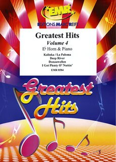 Greatest Hits Volume 4  (Horn in Es)