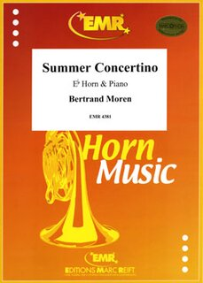 Summer Concertino (Horn in Es)