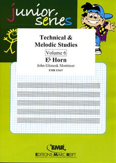 Technical & Melodic Studies Vol. 6 (Horn in Es)