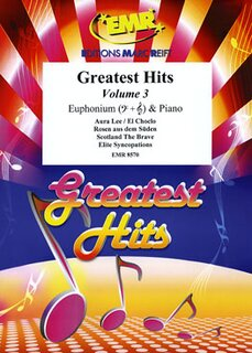 Greatest Hits Volume 3  (Eufonium)