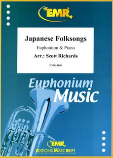 Japanese Folksongs (Eufonium)