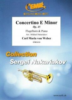Concertino in E Minor (Flügelhorn)