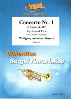 Concerto Nr. 1 in D Major (K. 412) (Flügelhorn)