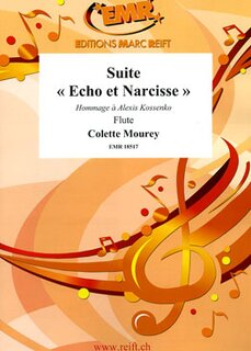 Suite Echo et Narcisse (Flöte)