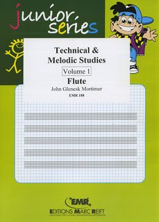 Technical & Melodic Studies Vol. 1 (Flöte)