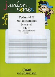 Technical & Melodic Studies Vol. 6 (Flöte)
