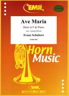 Ave Maria (Oliver) (Horn in F)