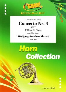 Concerto N° 3 (Horn in F)