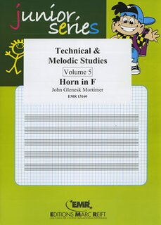 Technical & Melodic Studies Vol. 5 (Horn in F)