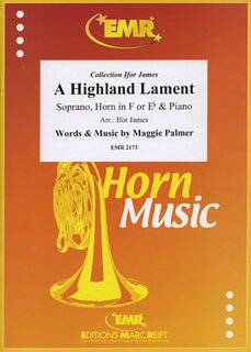 A Highland Lament (Horn in F)