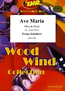 Ave Maria (Oliver) (Oboe)