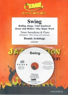 Swing + CD (Tenor Saxophone)