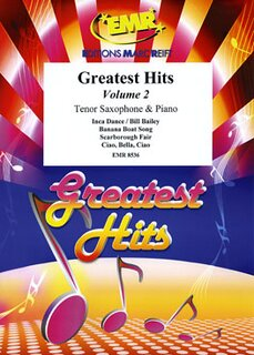 Greatest Hits Volume 2  (Tenor Saxophone)