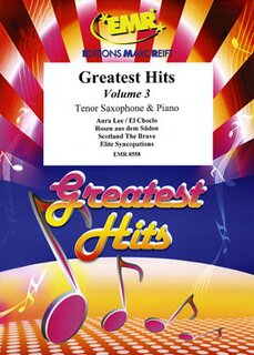 Greatest Hits Volume 3  (Tenor Saxophone)