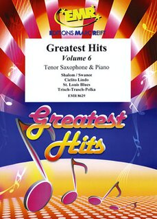 Greatest Hits Volume 6  (Tenor Saxophone)