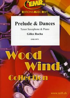 Prelude & Dances (Tenor Saxophone)