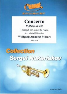 Concerto in Bb Major (K. 207) (Trompete)