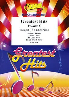 Greatest Hits Volume 6  (Trompete)