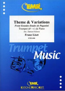 Theme & Variations (Trompete)
