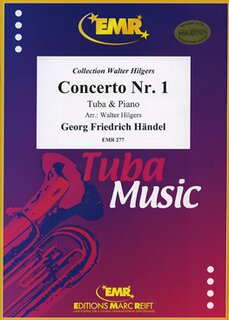 Concerto I in g-moll (Hilgers) (Tuba)