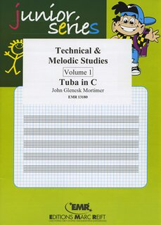 Technical & Melodic Studies Vol. 1 (Tuba)