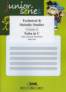 Technical & Melodic Studies Vol. 4 (Tuba)