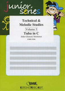 Technical & Melodic Studies Vol. 5 (Tuba)