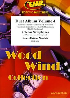 Duet Album Volume 4  (2 Tenor Saxophones)