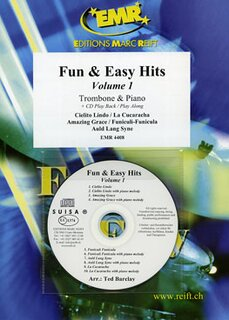 Fun & Easy Hits Volume 1  (Posaune)