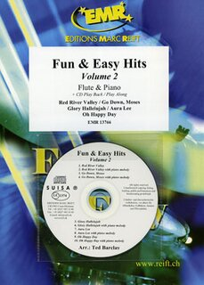 Fun & Easy Hits Volume 2  (Flöte)