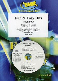 Fun & Easy Hits Volume 2  (Klarinette)