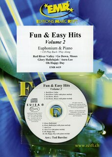 Fun & Easy Hits Volume 2  (Eufonium)