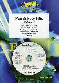 Fun & Easy Hits Volume 4  (Fagott)