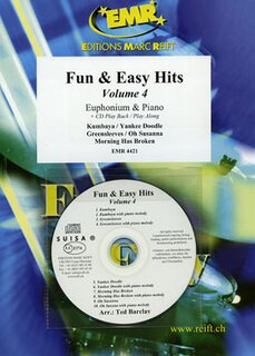 Fun & Easy Hits Volume 4  (Eufonium)