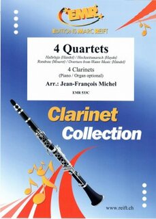 Master Pieces Clarinet