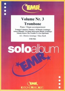 Solo Album Vol. 03  (Posaune)