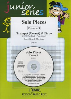 Solo Pieces Vol. 3 (Trompete)