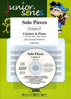 Solo Pieces Vol. 4 (Klarinette)