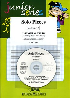 Solo Pieces Vol. 5 (Fagott)