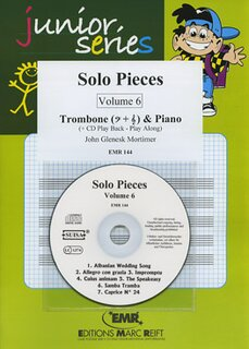 Solo Pieces Vol. 6 (Posaune)