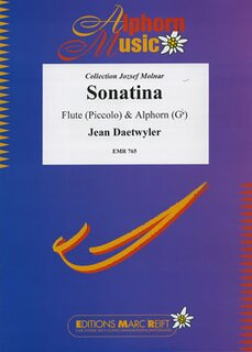Sonatina (Alphorn in Gb)