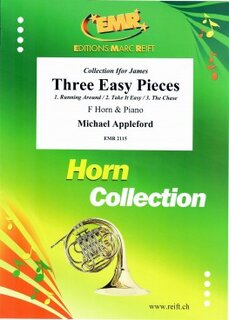Three Easy Pieces (Horn in Es)