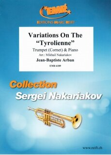 Variations On The Tyrolienne (Kornett)