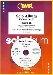 10 Solo Album (Vol. 1-10 + 2 CDs) (Fagott)